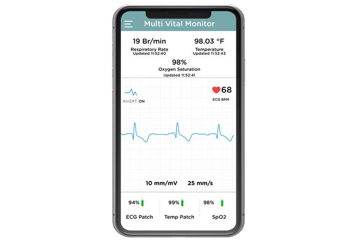 Vitals-Data-Services-mobile-app